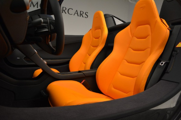 Used 2015 McLaren 650S Spider for sale Sold at Bugatti of Greenwich in Greenwich CT 06830 25