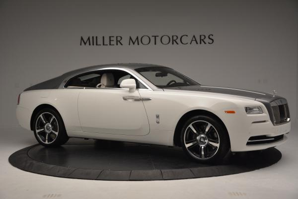 Used 2016 Rolls-Royce Wraith for sale Sold at Bugatti of Greenwich in Greenwich CT 06830 10