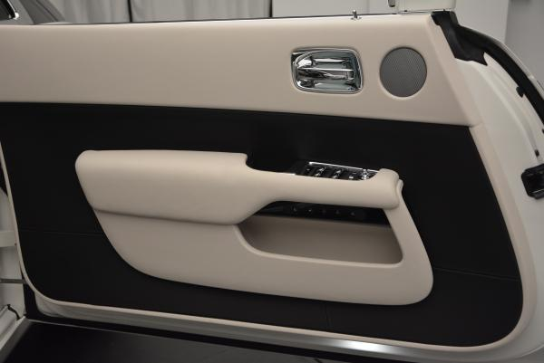 Used 2016 Rolls-Royce Wraith for sale Sold at Bugatti of Greenwich in Greenwich CT 06830 15