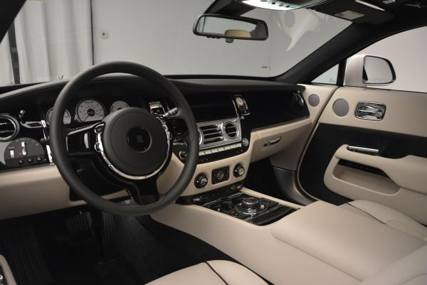 Used 2016 Rolls-Royce Wraith for sale Sold at Bugatti of Greenwich in Greenwich CT 06830 18