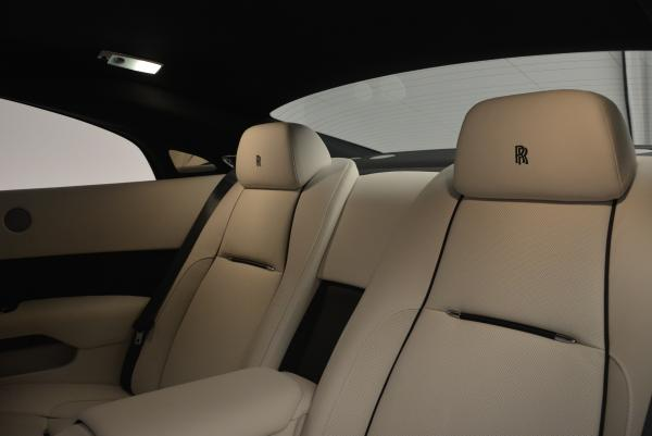 Used 2016 Rolls-Royce Wraith for sale Sold at Bugatti of Greenwich in Greenwich CT 06830 23