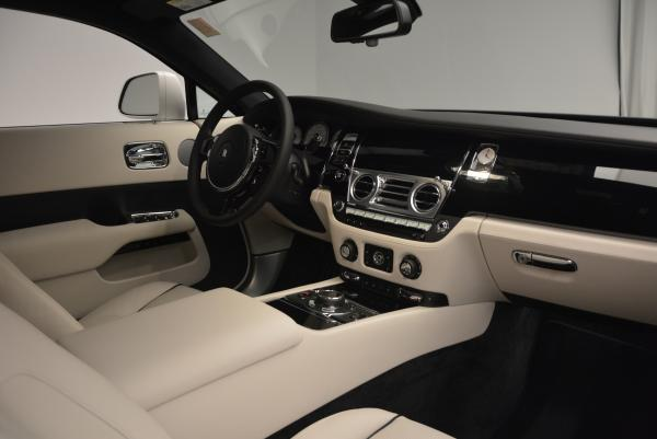 Used 2016 Rolls-Royce Wraith for sale Sold at Bugatti of Greenwich in Greenwich CT 06830 27