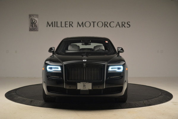 Used 2017 Rolls-Royce Ghost Black Badge for sale Sold at Bugatti of Greenwich in Greenwich CT 06830 10