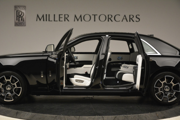 Used 2017 Rolls-Royce Ghost Black Badge for sale Sold at Bugatti of Greenwich in Greenwich CT 06830 14