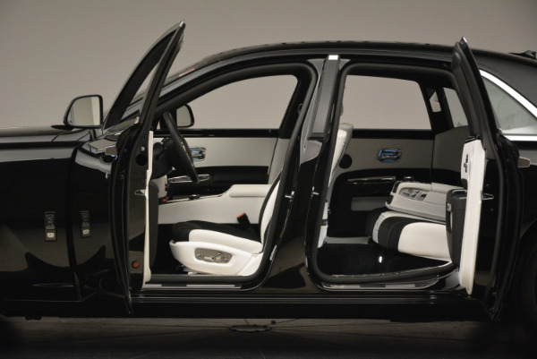Used 2017 Rolls-Royce Ghost Black Badge for sale Sold at Bugatti of Greenwich in Greenwich CT 06830 15