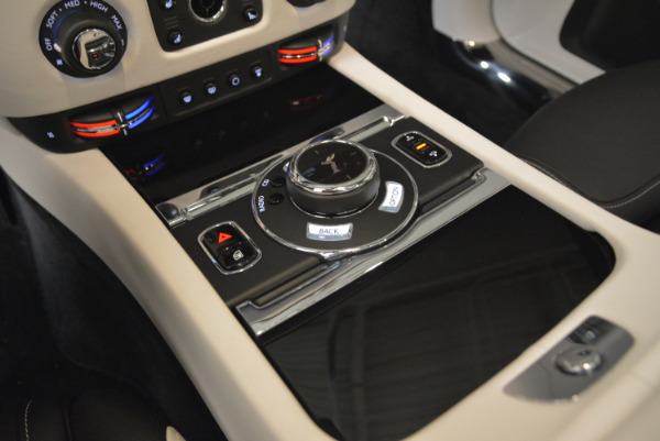 Used 2017 Rolls-Royce Ghost Black Badge for sale Sold at Bugatti of Greenwich in Greenwich CT 06830 21