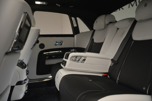 Used 2017 Rolls-Royce Ghost Black Badge for sale Sold at Bugatti of Greenwich in Greenwich CT 06830 24