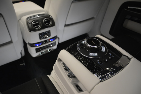 Used 2017 Rolls-Royce Ghost Black Badge for sale Sold at Bugatti of Greenwich in Greenwich CT 06830 25