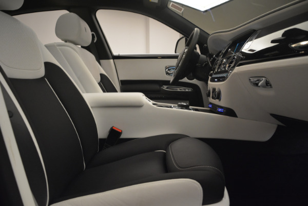 Used 2017 Rolls-Royce Ghost Black Badge for sale Sold at Bugatti of Greenwich in Greenwich CT 06830 28