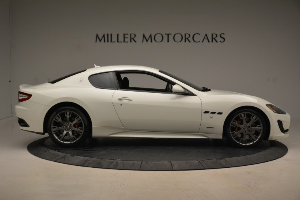 Used 2016 Maserati GranTurismo Sport for sale $61,900 at Bugatti of Greenwich in Greenwich CT 06830 11