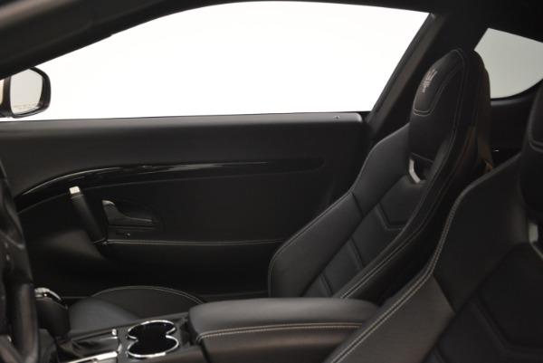 Used 2016 Maserati GranTurismo Sport for sale $61,900 at Bugatti of Greenwich in Greenwich CT 06830 15
