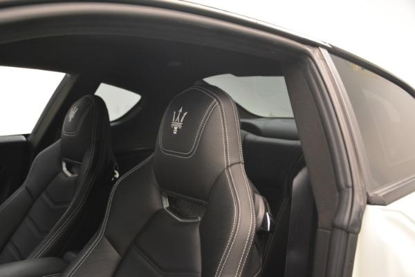 Used 2016 Maserati GranTurismo Sport for sale $61,900 at Bugatti of Greenwich in Greenwich CT 06830 17