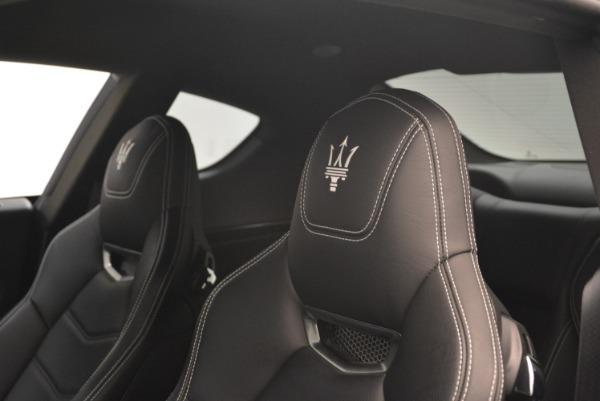 Used 2016 Maserati GranTurismo Sport for sale $61,900 at Bugatti of Greenwich in Greenwich CT 06830 18