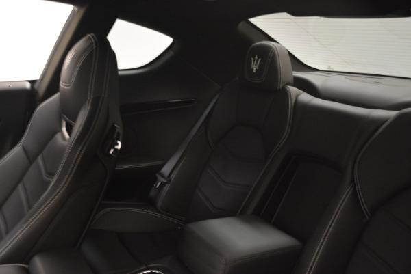 Used 2016 Maserati GranTurismo Sport for sale $61,900 at Bugatti of Greenwich in Greenwich CT 06830 22