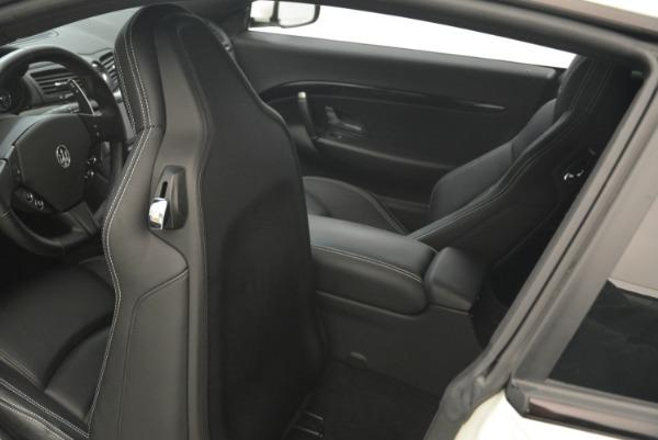 Used 2016 Maserati GranTurismo Sport for sale $61,900 at Bugatti of Greenwich in Greenwich CT 06830 23