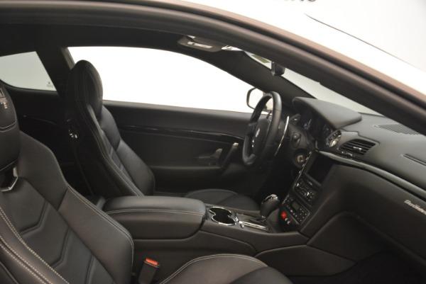 Used 2016 Maserati GranTurismo Sport for sale $61,900 at Bugatti of Greenwich in Greenwich CT 06830 24