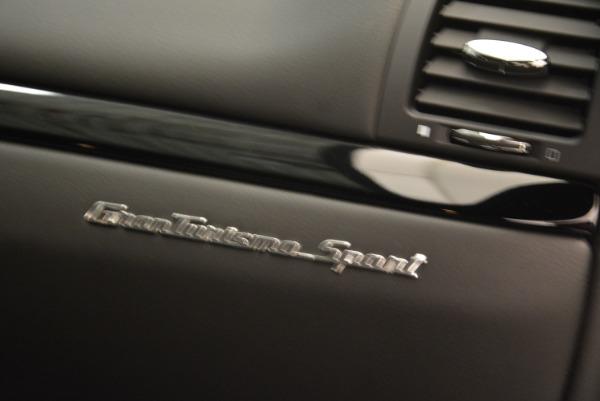 Used 2016 Maserati GranTurismo Sport for sale $61,900 at Bugatti of Greenwich in Greenwich CT 06830 26