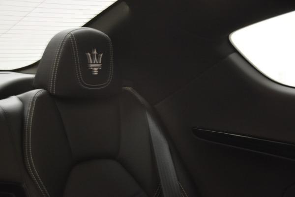 Used 2016 Maserati GranTurismo Sport for sale $61,900 at Bugatti of Greenwich in Greenwich CT 06830 28
