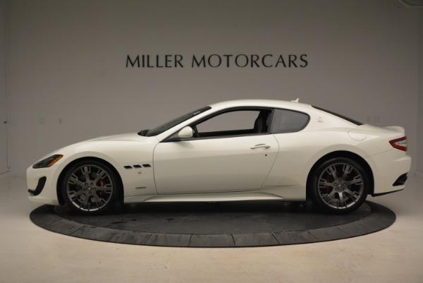Used 2016 Maserati GranTurismo Sport for sale $61,900 at Bugatti of Greenwich in Greenwich CT 06830 3