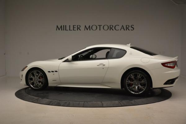 Used 2016 Maserati GranTurismo Sport for sale $61,900 at Bugatti of Greenwich in Greenwich CT 06830 4
