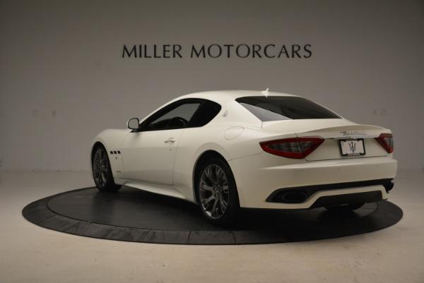 Used 2016 Maserati GranTurismo Sport for sale $61,900 at Bugatti of Greenwich in Greenwich CT 06830 6