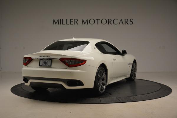 Used 2016 Maserati GranTurismo Sport for sale $61,900 at Bugatti of Greenwich in Greenwich CT 06830 8