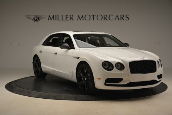 New 2018 Bentley Flying Spur V8 S Black Edition for sale Sold at Bugatti of Greenwich in Greenwich CT 06830 11