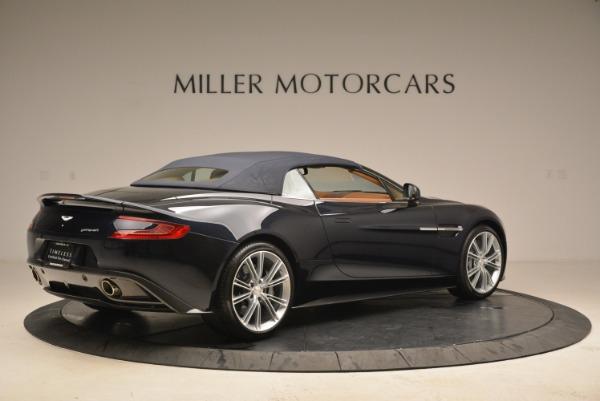 Used 2014 Aston Martin Vanquish Volante for sale Sold at Bugatti of Greenwich in Greenwich CT 06830 19