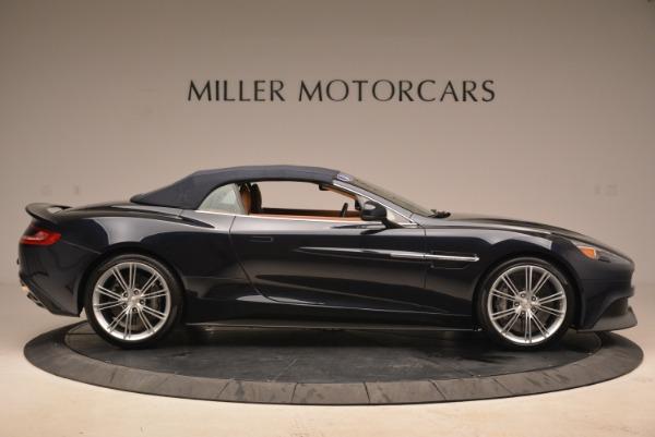 Used 2014 Aston Martin Vanquish Volante for sale Sold at Bugatti of Greenwich in Greenwich CT 06830 20
