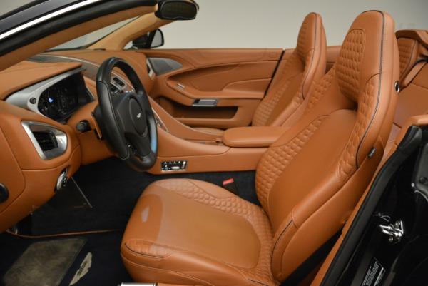 Used 2014 Aston Martin Vanquish Volante for sale Sold at Bugatti of Greenwich in Greenwich CT 06830 21