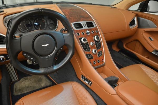 Used 2014 Aston Martin Vanquish Volante for sale Sold at Bugatti of Greenwich in Greenwich CT 06830 22