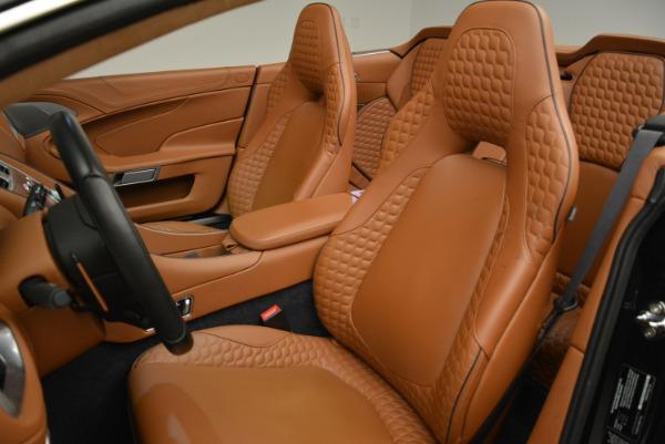 Used 2014 Aston Martin Vanquish Volante for sale Sold at Bugatti of Greenwich in Greenwich CT 06830 23