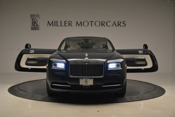 Used 2015 Rolls-Royce Wraith for sale Sold at Bugatti of Greenwich in Greenwich CT 06830 13