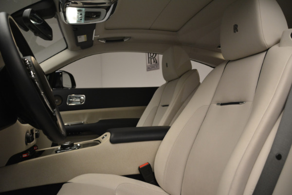 Used 2015 Rolls-Royce Wraith for sale Sold at Bugatti of Greenwich in Greenwich CT 06830 17