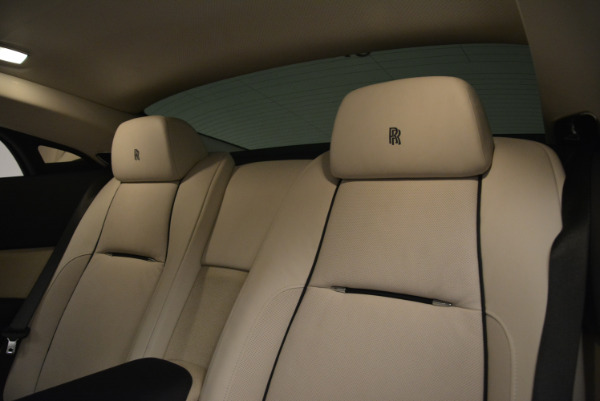 Used 2015 Rolls-Royce Wraith for sale Sold at Bugatti of Greenwich in Greenwich CT 06830 20
