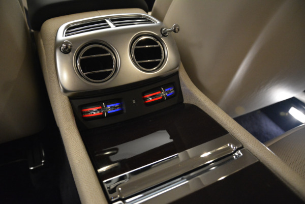 Used 2015 Rolls-Royce Wraith for sale Sold at Bugatti of Greenwich in Greenwich CT 06830 21