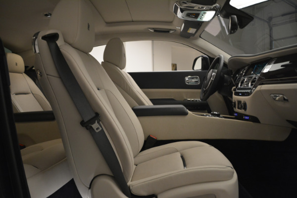 Used 2015 Rolls-Royce Wraith for sale Sold at Bugatti of Greenwich in Greenwich CT 06830 25