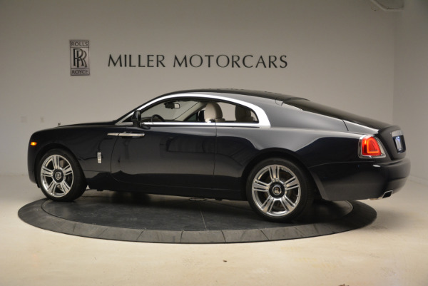 Used 2015 Rolls-Royce Wraith for sale Sold at Bugatti of Greenwich in Greenwich CT 06830 4
