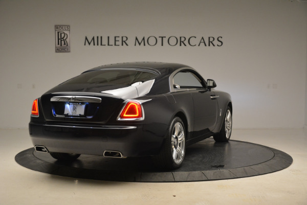Used 2015 Rolls-Royce Wraith for sale Sold at Bugatti of Greenwich in Greenwich CT 06830 7