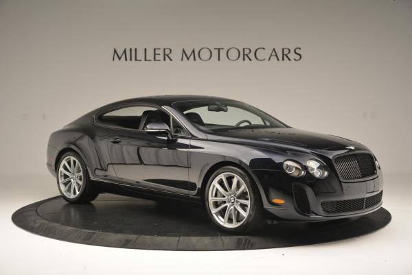 Used 2010 Bentley Continental Supersports for sale Sold at Bugatti of Greenwich in Greenwich CT 06830 10