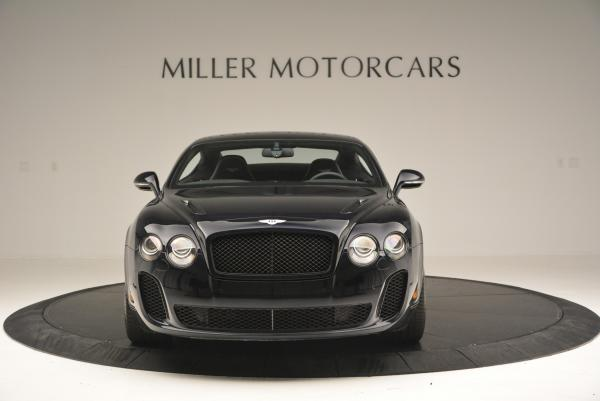 Used 2010 Bentley Continental Supersports for sale Sold at Bugatti of Greenwich in Greenwich CT 06830 12
