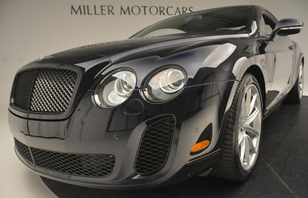 Used 2010 Bentley Continental Supersports for sale Sold at Bugatti of Greenwich in Greenwich CT 06830 15