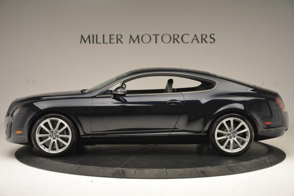 Used 2010 Bentley Continental Supersports for sale Sold at Bugatti of Greenwich in Greenwich CT 06830 3