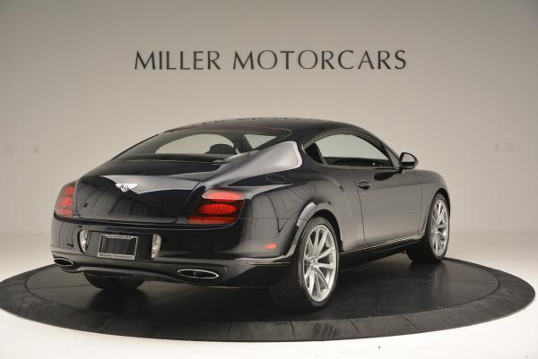 Used 2010 Bentley Continental Supersports for sale Sold at Bugatti of Greenwich in Greenwich CT 06830 7