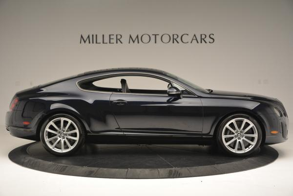 Used 2010 Bentley Continental Supersports for sale Sold at Bugatti of Greenwich in Greenwich CT 06830 9
