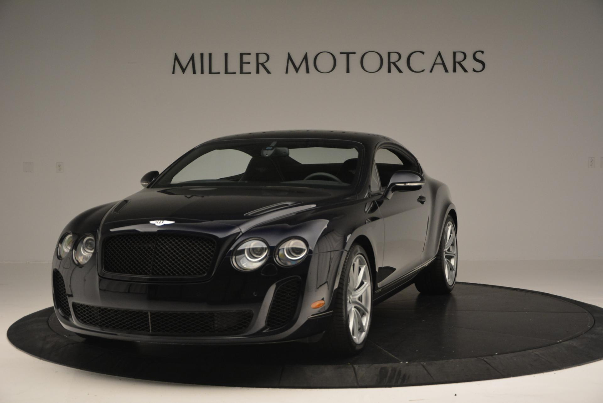Used 2010 Bentley Continental Supersports for sale Sold at Bugatti of Greenwich in Greenwich CT 06830 1