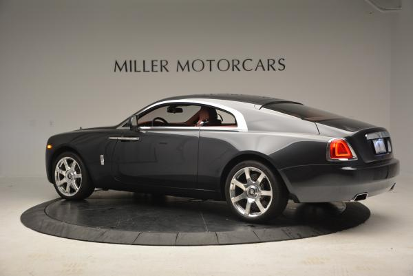 Used 2016 Rolls-Royce Wraith for sale Sold at Bugatti of Greenwich in Greenwich CT 06830 6