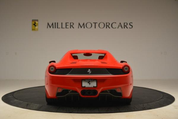 Used 2014 Ferrari 458 Spider for sale Sold at Bugatti of Greenwich in Greenwich CT 06830 18