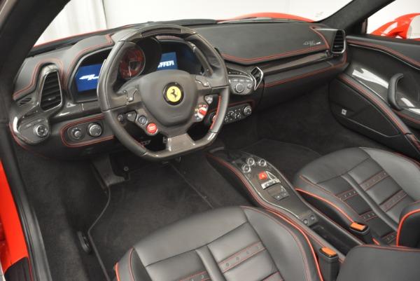 Used 2014 Ferrari 458 Spider for sale Sold at Bugatti of Greenwich in Greenwich CT 06830 25