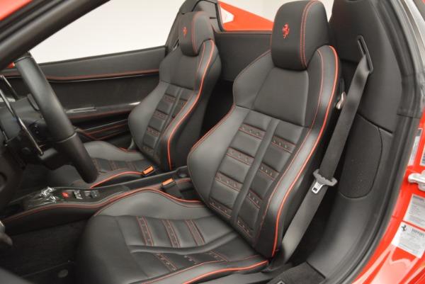 Used 2014 Ferrari 458 Spider for sale Sold at Bugatti of Greenwich in Greenwich CT 06830 27